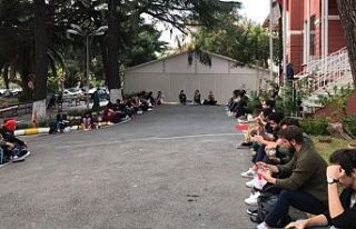 Cerrahpaşa'da boykot: Öğrenciler sağlıklı...