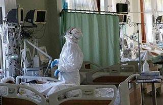 Covid-19 salgını: Ağır hasta sayısı bir günde...