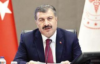 Covid-19 salgını: Türkiye'de 59 kişi daha...