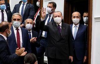 Erdoğan TTB'yi hedef aldı: Çoklu baro gibi...