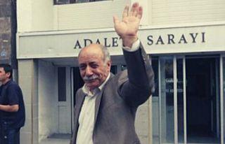 Eski DEP milletvekili Mahmut Alınak gözaltına alındı