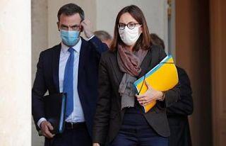 Fransa'da sağlık bakanının evine korona baskını