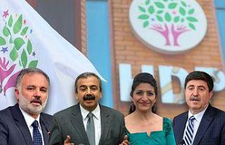HDP'ye 'Kobani' operasyonu: 17 siyasetçi...