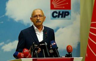 Kılıçdaroğlu: Erdoğan'ın Trump kadar cesur...