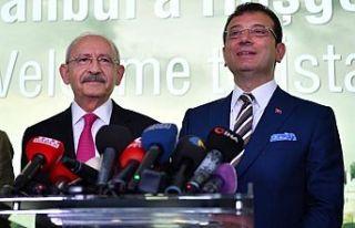 Kılıçdaroğlu ve İmamoğlu'ndan HDP'ye...