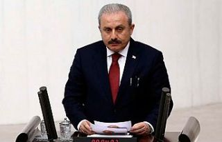 Musfafa Şentop'tan Berberoğlu'nun TBMM'ye...