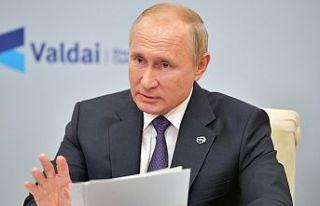 Putin: Türkiye ile Güney Kafkasya'daki tutumumuz...