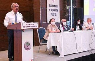 Sancar Diyarbakır'da: Hedefimiz büyük bir barış...