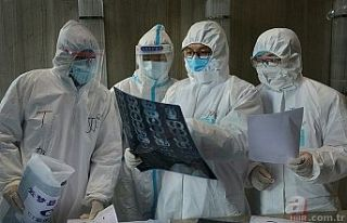 Korona virüsten 71 kişi daha vefat etti