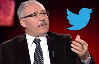 Twitter, Abdulkadir Selvi'nin hesabını askıya...