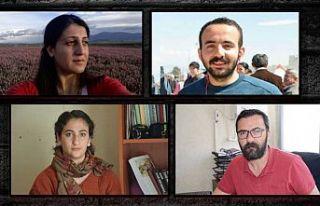 Van'da 4 gazeteci tutuklandı