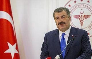 Bakan Fahrettin Koca: Ağır hasta sayımız artıyor