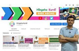 Bawer Agirî: Dijital dünya Kürtçeye nefes aldırıyor