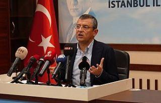 CHP'li Özel: HDP'nin açıklaması gereken...