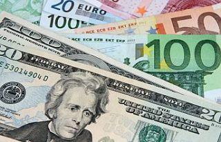 Dolar ve euro haftanın son işlem gününe nasıl...