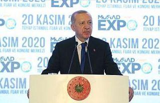 Erdoğan'dan faiz yorumu: Bazı acı ilaçları...