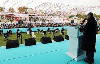 Erdoğan: Ekonomide ve hukukta yeni bir reform dönemini...