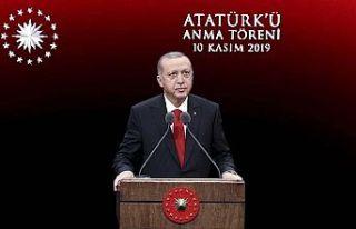 Erdoğan ekonomiyi konuştu, Albayrak'ı konuşmadı