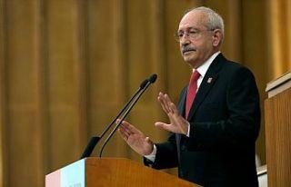 Kılıçdaroğlu: Yapılmış anayasa çalışması...