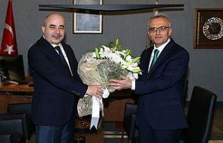Naci Ağbal, Merkez Bankası Başkanlığı'nı...