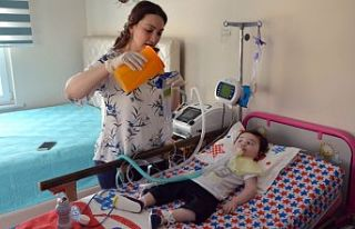 SMA hastası çocuklar için kampanya: 90 gün 90...