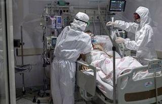 TTB: Her 10 dakikada 1 kişiyi Covid-19'dan ölüyor