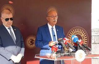 Ümit Özdağ İYİ Parti'den ihraç edildi,...