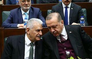 Yarkadaş: Erdoğan istifayı sabah Binali Yıldırım'a...