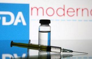 ABD Gıda ve İlaç Dairesi'nden Moderna aşısı...