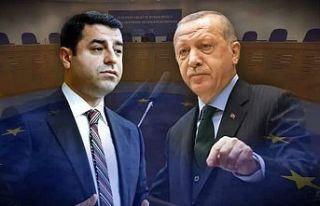 Erdoğan'dan Demirtaş açıklaması: 'Bu...