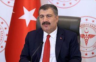 Fahrettin Koca: Hatay, Adana, Samsun ve İzmir yakın...