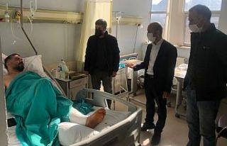 HDP'li Sait Dede: 'İki yurttaşı yaralayan...
