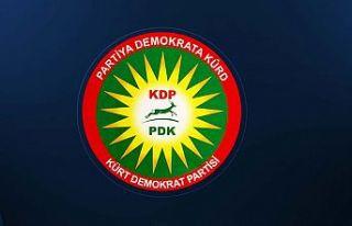 İçişleri Bakanlığı'ndan Kürt Demokrat...