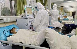 Korona virüsü salgınında can kaybı 18 bini geçti