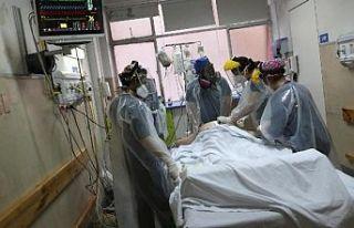 Korona virüsü salgınında günlük vefat rekoru:...