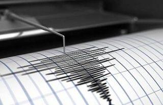 Siirt'te 5.1 büyüklüğünde deprem
