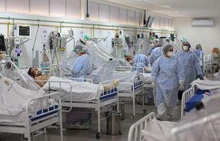 Son 24 saatte korona virüsten 187 kişi hayatını...