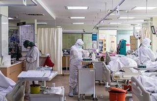 Türkiye'de 254 kişi daha korona virüsünden...