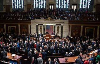 ABD Temsilciler Meclisi'nde Trump'a yönelik...