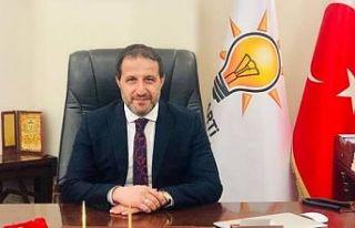 AK Parti Hakkari İl Başkanı Emrullah Gür istifa...