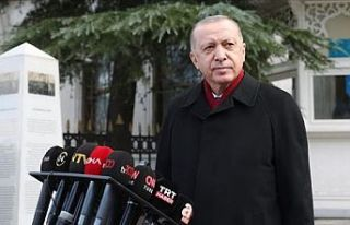 Aşı olan Erdoğan: Şu anda herhangi bir yan etki...