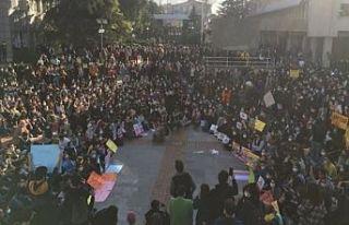 Boğaziçi Üniversitesi öğrencileri ev baskınlarıyla...