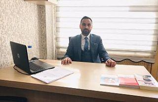 CHP Şemdinli İlçe Başkanlığına Ethem Karakoç...