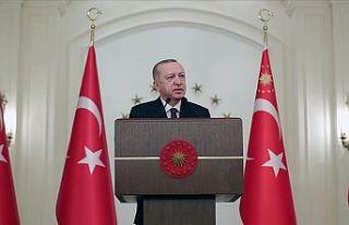 Erdoğan'dan AB'ye: Türkiye'yi alın...