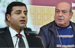 Hasip Kaplan: Selahattin Demirtaş'ı kuyuda...