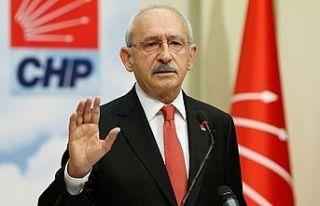 İçişleri Bakanlığı ve valiliklerden Kılıçdaroğlu...