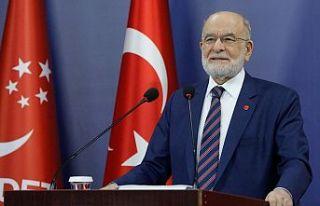 Karamollaoğlu'ndan Erdoğan'a: Sizi incitmek...