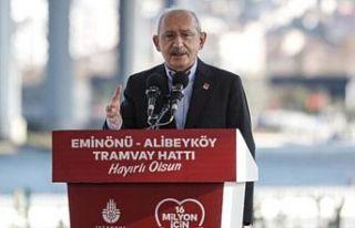 Kılıçdaroğlu'ndan Erdoğan'a: Bir kadına...