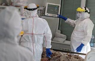 Korona virüsü salgını: 5 bin 967 yeni vaka tespit...