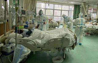 Korona virüsü salgını: Türkiye'de 194 kişi...